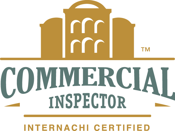 Commercial Inspector InterNACHI Badge